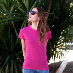 CAMISETA E-COTTON WOMAN
